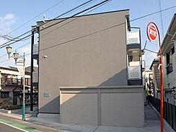 埼玉県川口市芝樋ノ爪1丁目の賃貸マンションの外観