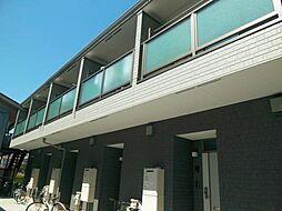 [テラスハウス] 神奈川県川崎市中原区下新城3丁目 の賃貸【/】の外観