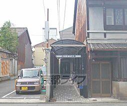 京都府京都市下京区福本町の賃貸アパートの外観
