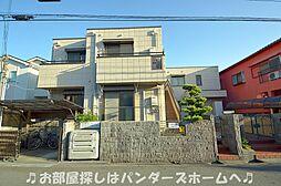 大阪府枚方市黄金野1丁目の賃貸マンションの外観