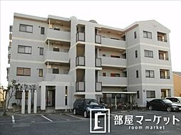愛知県豊田市上挙母2丁目の賃貸アパートの外観