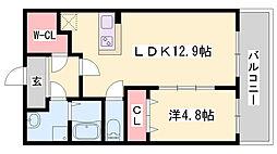 英賀保駅 6.3万円