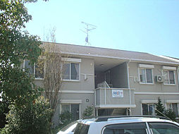 ロジュマンイズミB・C・D棟[2階]の外観