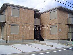 兵庫県神戸市長田区片山町2丁目の賃貸アパートの外観