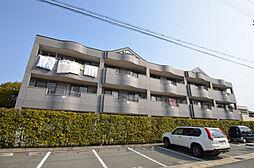 兵庫県姫路市飾磨区中浜町3丁目の賃貸アパートの外観