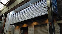 大阪府大阪市住吉区清水丘2丁目の賃貸アパートの外観