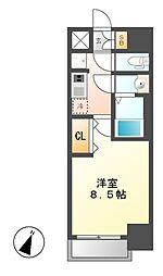 仮)プレサンス大曽根駅前ファースト[9階]の間取り