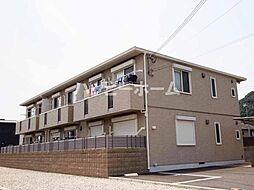 シャーメゾン八幡[2階]の外観