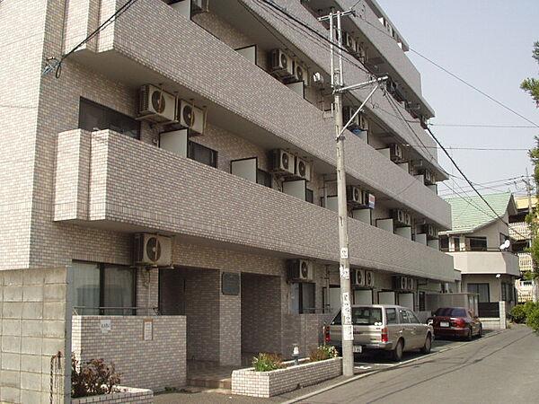 共立リライアンス四谷V 5階の賃貸【東京都 / 八王子市】