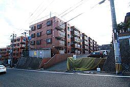 エメラルドマンション南小倉C棟[3階]の外観