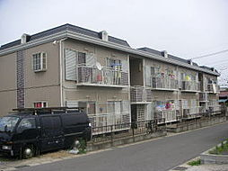 ミキハイツA[105号室]の外観