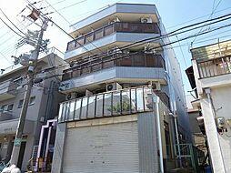 オルバス関目[4階]の外観