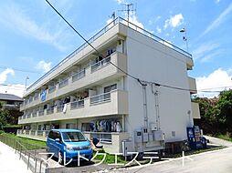 丸元ビル[3階]の外観