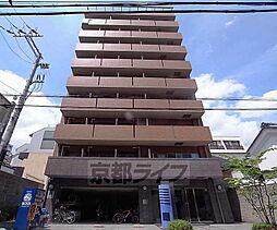 京都府京都市中京区高倉通押小路上る瓦町の賃貸マンションの外観
