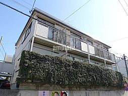 東京都中野区沼袋3丁目の賃貸アパートの外観