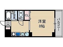 コルテハイツ[2階]の間取り