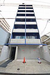シーズアパートメント中之島[4階]の外観