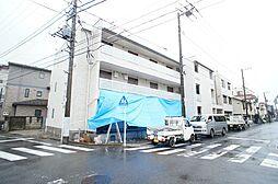 神奈川県横浜市鶴見区向井町4丁目の賃貸マンションの外観