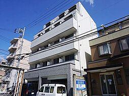 プランドール勝田台[4階]の外観