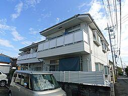 グリーンコーポ戸ヶ崎[2階]の外観