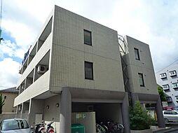 モア・リッシェル青葉台[201号室号室]の外観