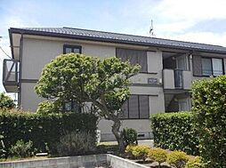 神奈川県茅ヶ崎市共恵1丁目の賃貸アパートの外観