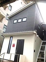 神奈川県川崎市川崎区池上新町1丁目の賃貸アパートの外観