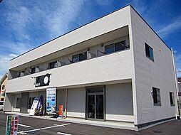 プランドール松茂[2階]の外観