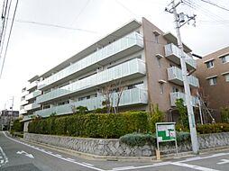 兵庫県西宮市甲子園六石町の賃貸マンションの外観