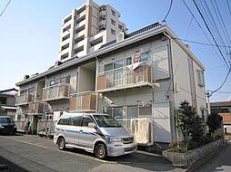 埼玉県川口市並木1丁目の賃貸アパートの外観