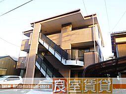 愛知県名古屋市瑞穂区玉水町1の賃貸マンションの外観