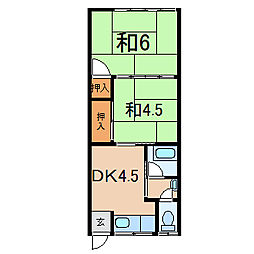湯河原駅 3.5万円