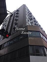 横浜鶴見共同ビル[806号室]の外観