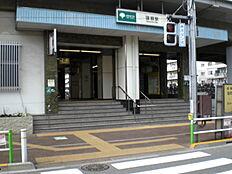 駅蓮根駅まで506m