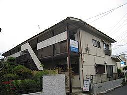 コーポ沢[2階]の外観