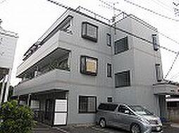 埼玉県さいたま市北区土呂町1丁目の賃貸マンションの外観
