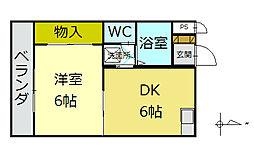 香川県高松市伏石町の賃貸アパートの外観