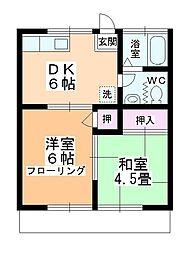 新狭山駅 3.5万円