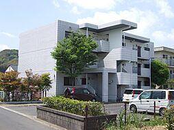 佐賀県唐津市神田の賃貸マンションの外観
