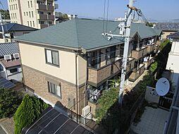 コート東参道[2階]の外観