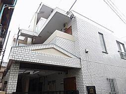 東京都豊島区上池袋1の賃貸マンションの外観