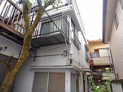 東京都豊島区西巣鴨2丁目の賃貸アパートの外観