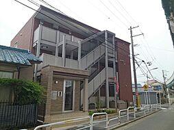 大阪府守口市八雲西町4丁目の賃貸アパートの外観