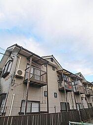 埼玉県ふじみ野市鶴ケ岡3丁目の賃貸アパートの外観