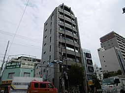 タイムス西田辺[8階]の外観