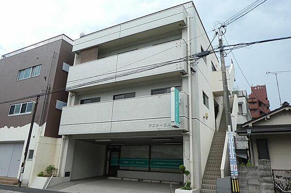 広島県広島市中区白島北町の賃貸マンション