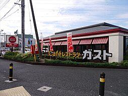 埼玉県草加市遊馬町の賃貸マンションの外観