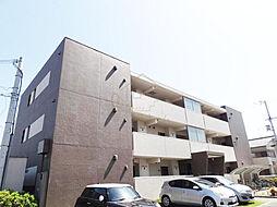 大阪府堺市北区百舌鳥本町3丁の賃貸マンションの外観