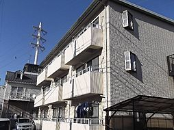 埼玉県さいたま市浦和区上木崎5丁目の賃貸アパートの外観