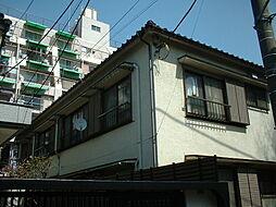東京都中野区江原町3丁目の賃貸アパートの外観